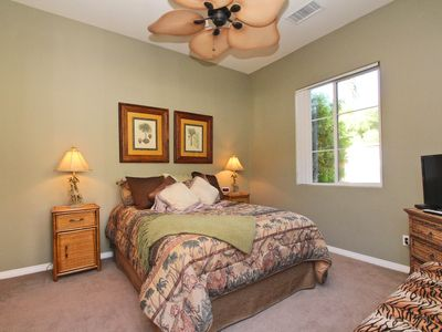 Separate Casita with queen size bed