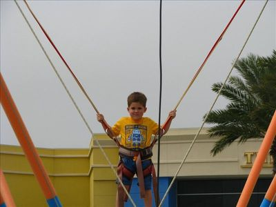 Family fun activities at Pier Park located just across from beautiful Calypso!