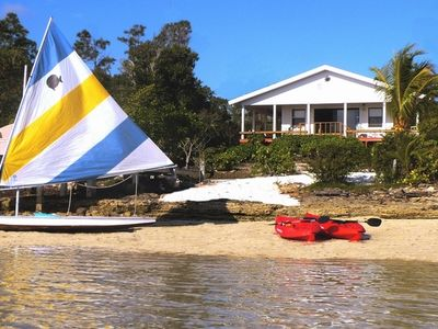 *Guaranteed Lowest Price! $1,395 Beach-Front, HotTub, Boats, Dock