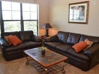 Living Room from a different angle... - Bella Piazza condo vacation rental photo