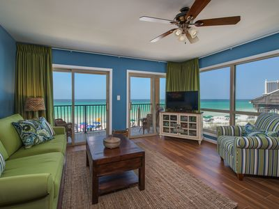 Beach Fromt ~ Wow Views - West End Unit ~ Read the Reviews!