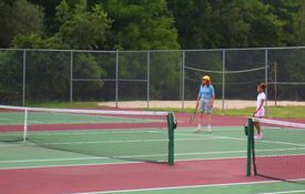 Bushkill house photo - Outdoor Tennis Courts