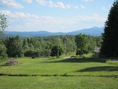 Craftsbury cottage rental - View