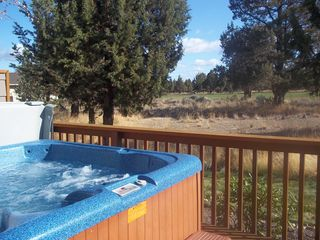 Eagle Crest townhome photo - Hot Tub