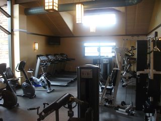 Arrowhead Lake chalet photo - Gym