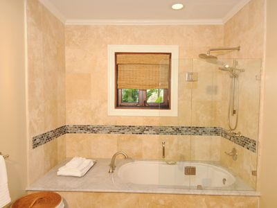 Each bathroom a luxurious retreat to relax and pamper yourself