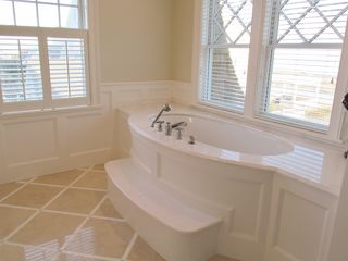 Provincetown estate photo - Master Bathroom Saoking Tub