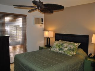 Lahaina condo photo - Second Bedroom with Queen Bed and a flat screen TV.