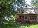 House sits on 6 acres - a small, working farm - Peoria house vacation rental photo