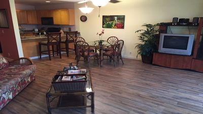 NEW DINING AND DEN FLOORING 1