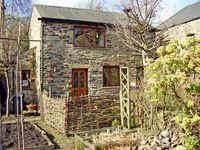 ROWAN TREE COTTAGE, with a garden in Old Glossop, Ref 1970