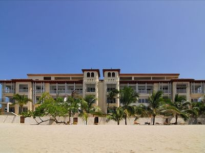 Beach Palace Cabarete - Beachfront Condo Rental in the Center of Cabarete