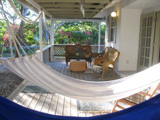Providenciales - Provo cottage photo - View from the Hammock