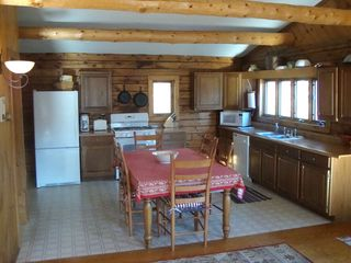 Bridgewater Corners cabin photo - Kitchen