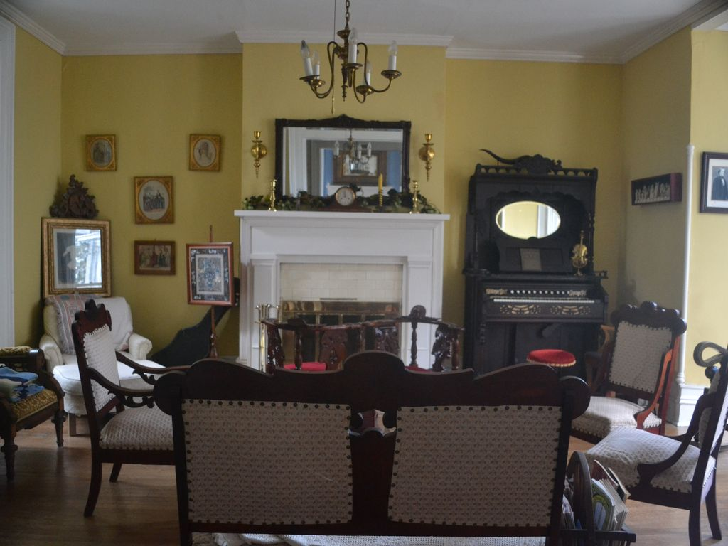 Main Parlor And Music Room
