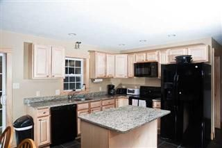 Rangeley Lake house photo - Kitchen