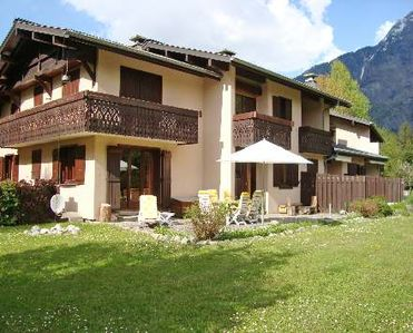 Photo for 3BR Apartment Vacation Rental in Rhone-Alpes, Haute-Savoie