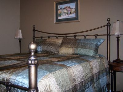 Flagler Beach condo rental - Guest BR King Bed