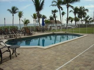 Deerfield Beach condo photo - Ocean Club Heated Swimming Pool