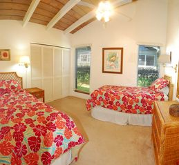 Poipu house photo - Twin Room 1