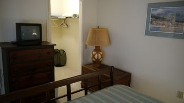 walk-in closet second bedroom - also walk-in in master bedroom (not shown)