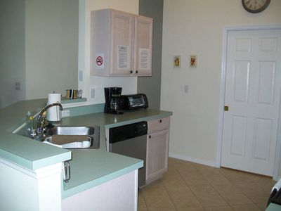 Haines City villa rental - Kitchen