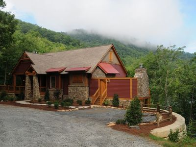Tuckasegee house rental - Bear Lake House