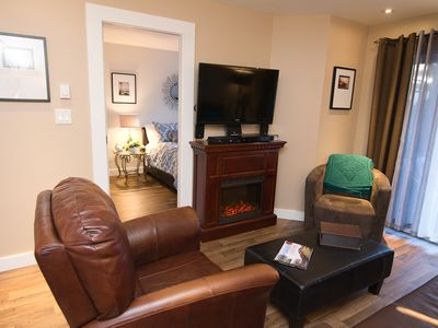 Comfortable, Relaxing, Cozy and Inviting. Make Yourself at Home at Sidney Mews.
