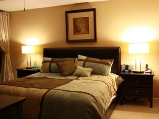 West Palm Beach condo photo - Bedroom with king size bed