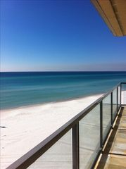 Inlet Beach house photo - All rooms have balcony/patio. All rooms have an unobstructed view