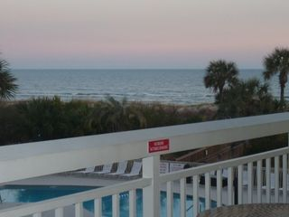 Forest Beach condo photo - View of Ocean from Breakers #221