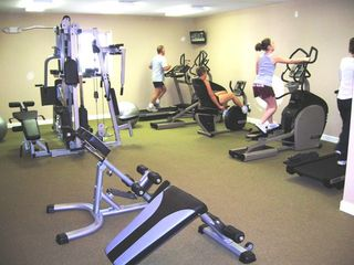 Sands Beach Club condo photo - On Site Fitness Center