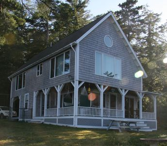 Westport Island cottage rental - Ha-Ma Haven...