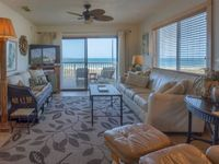 Gulf Front, No Pets, Sleeps 8, 3 Bedrooms, Quiet Beach ~ Good For The Soul