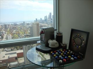 Toronto condo photo - State of the Art Nespresso Bar at your Disposal