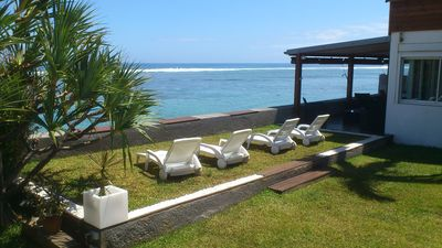 Villa luxury Feet In Water St Leu (Reunion Island Of)