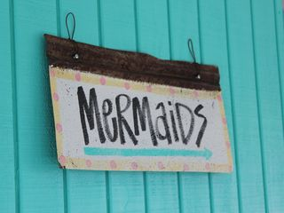 Nags Head cottage photo - Mermaids...this way!!!