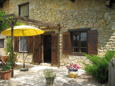 Stone Country House Near Historic Mirepoix, Carcassonne, Toulouse