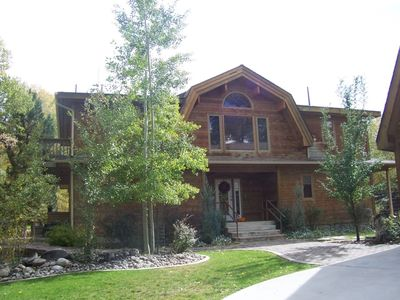 Lamoille house rental - Little Creek Crossing- Lamoille, Nevada