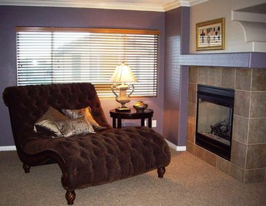 Las Vegas house rental - Master Lounge