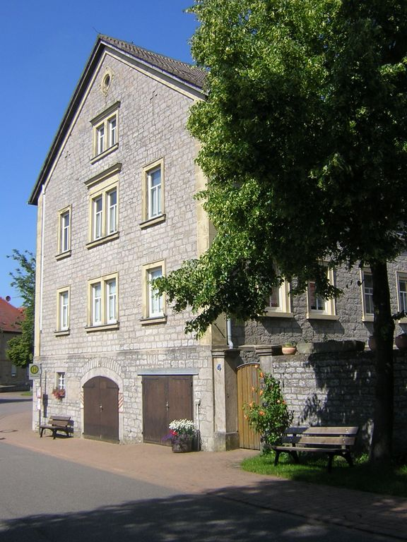 Gaukoenigshofen apartment rental - The old school house