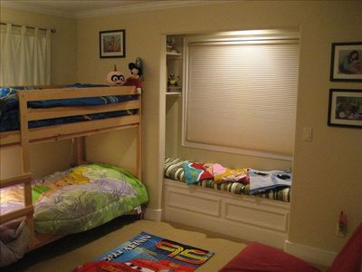 Disney/Pixar kids room