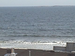 Old Orchard Beach condo photo - View from Balcony