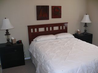 San Luis Pass house photo - Master Bedroom with Queen sized bed