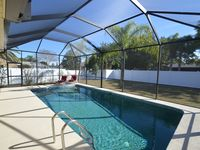Villa with heated Pool, Tax included, Boat optional, WLAN