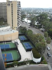 Marina del Rey townhome photo - More Tennis