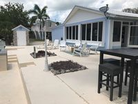 3 bedroom 2 bath canal front home