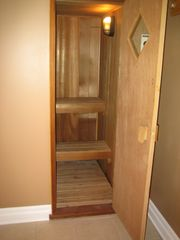 Ottawa house photo - Sauna