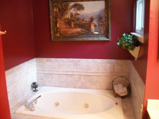 Atlanta house photo - Master bath jacuzzi tub