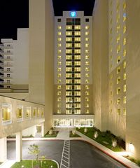 Gateway Grand Ocean City condo photo - Entrance at night.